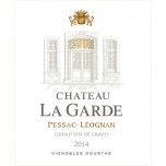 Chateau La Garde Blanc 2015 750ML