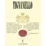 Antinori , Tignanello 1987 750ML