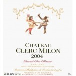 Chateau Clerc Milon 雙公 1998 750ML