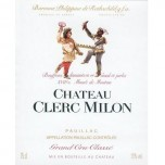 Chateau Clerc Milon 雙公 1996 750ML [Case of 12 bottles]
