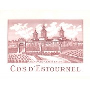 Chateau Cos D'Estournel 愛士圖爾莊園