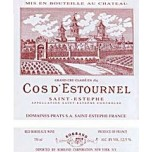 Chateau Cos d'Estournel 愛士圖爾酒莊 1985 750ML
