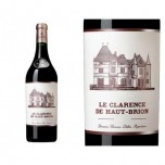 Le Clarence de Haut Brion 2007 750ML [Case of 12 bottles]