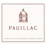 Le Pauillac de Chateau Latour 2007 750ML [Case of 12 bottles]
