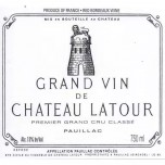 Chateau Latour 拉圖莊園 2011 750ML [Case of 12 bottles]