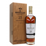 The Macallan 25 Years Old Sherry Oak 700ML [2018 Version]