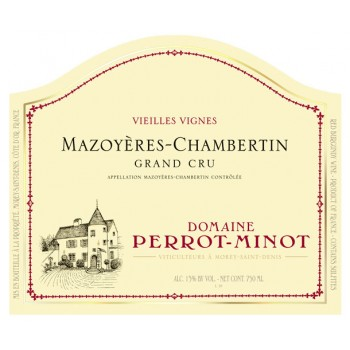 Domaine Perrot-Minot Mazoyères-Chambertin Vieilles Vignes 2009 750ML