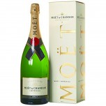Moet & Chandon Imperial with Gift Box 1500ML [Case of 6 bottles]