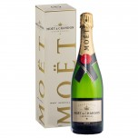 Moet & Chandon Imperial with Gift Box NV 750ML [Case of 6 bottles]