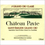 Chateau Pavie 1995 750ML [Case of 12 bottles]