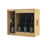 Champagne Salon - Champagne Salon Le Mesnil 2008 limited edition case [Case of 7 bottles]