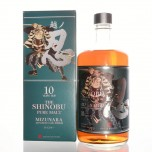 Shinobu 忍 Pure Malt 10 Years Mizunara finish 43% 700ML
