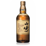 The Yamazaki 12 Year Old Single Malt Whisky 700ML