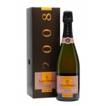 Veuve Clicquot Vintage Rose 2008 with Gift Box 750ML [Case of 6 bottles]
