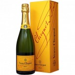 Veuve Clicquot Yellow Label with Gift Box 1500ML [Case of 6 bottles]