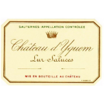 Chateau d'Yquem 2001 375ML [Case of 12 bottles]